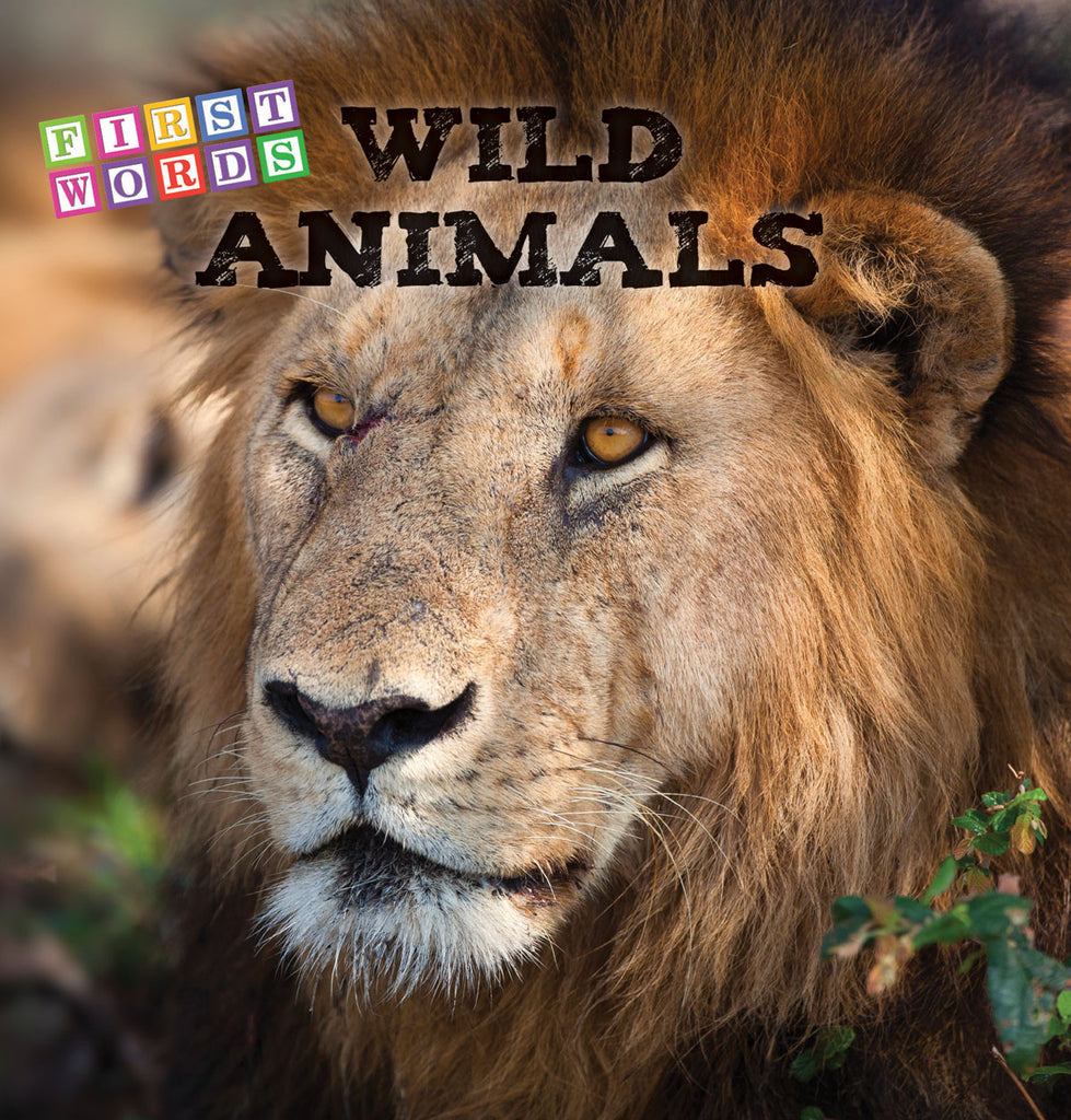 2017 - Wild Animals (eBook)