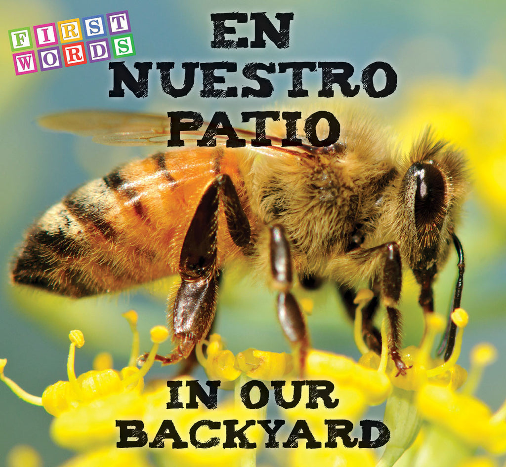 2017 - En nuestro patio / In Our Backyard  (eBook)