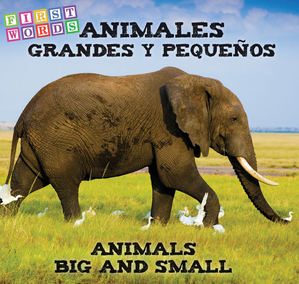 2017 - Animales grandes y pequeños / Animals Big and Little  (eBook)