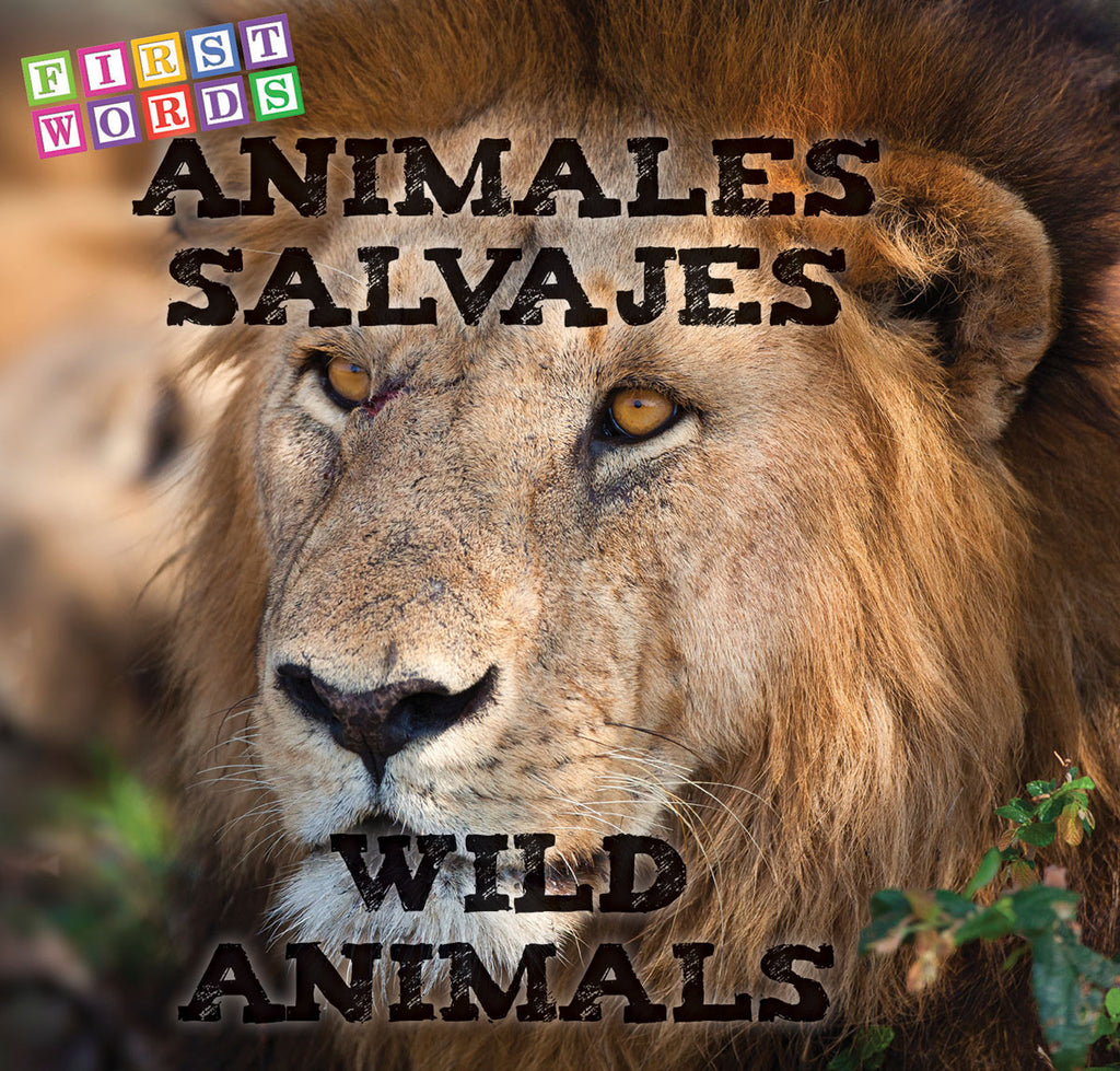 2017 - Animales salvajes / Wild Animals (eBook)