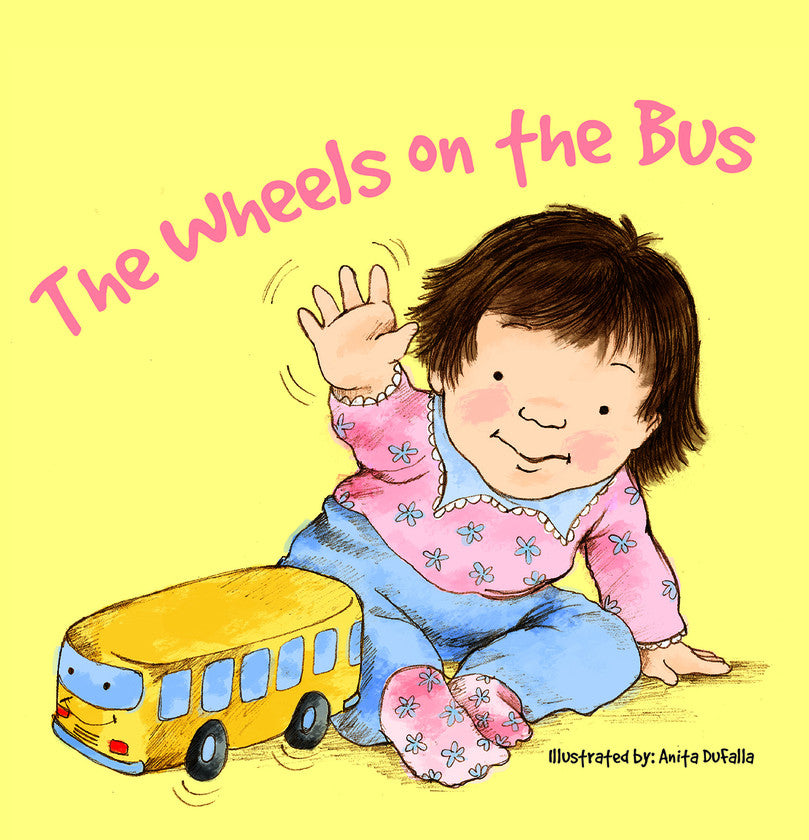 2017 - The Wheels on the Bus (eBook)