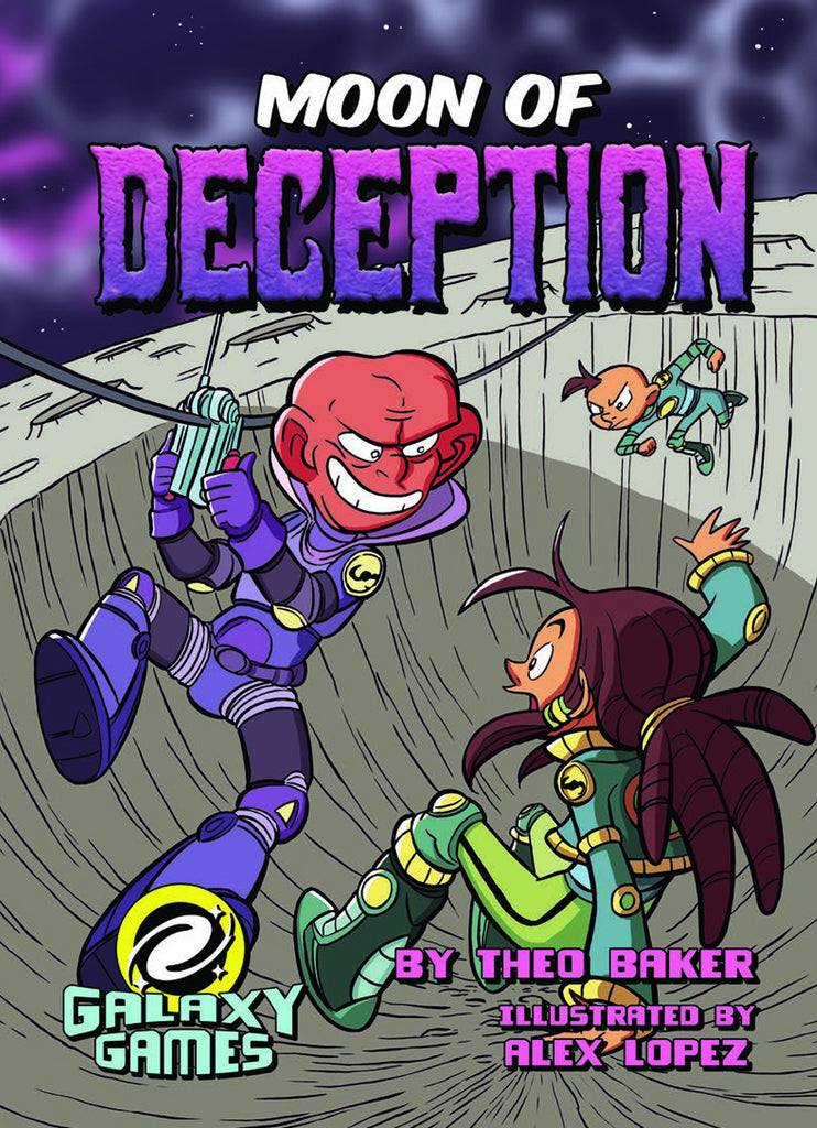 2018 - Moon of Deception (Hardback)