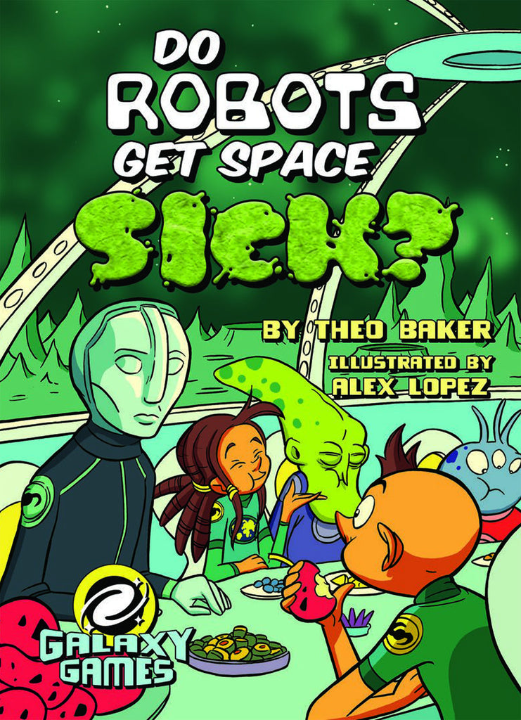 2018 - Do Robots Get Space Sick? (Paperback)