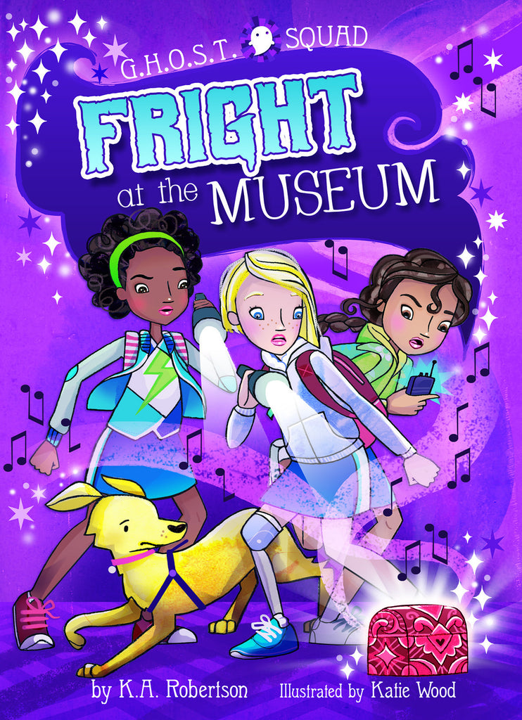 2018 - Fright at the Museum (Hardback)