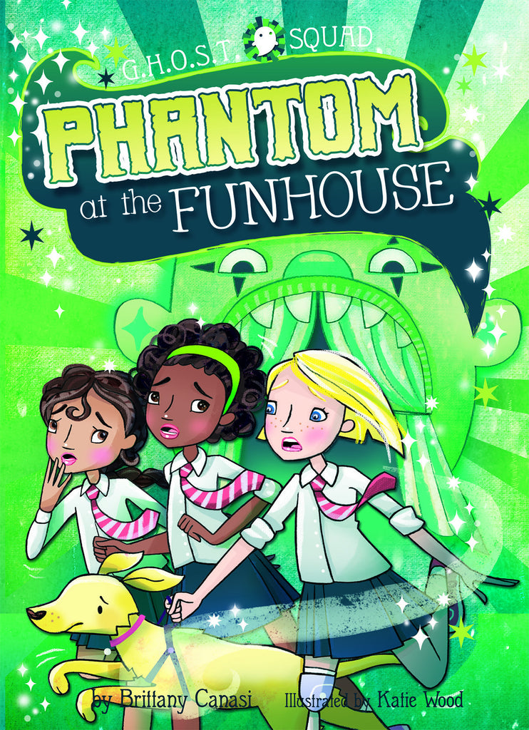 2018 - Phantom at the Funhouse (Paperback)