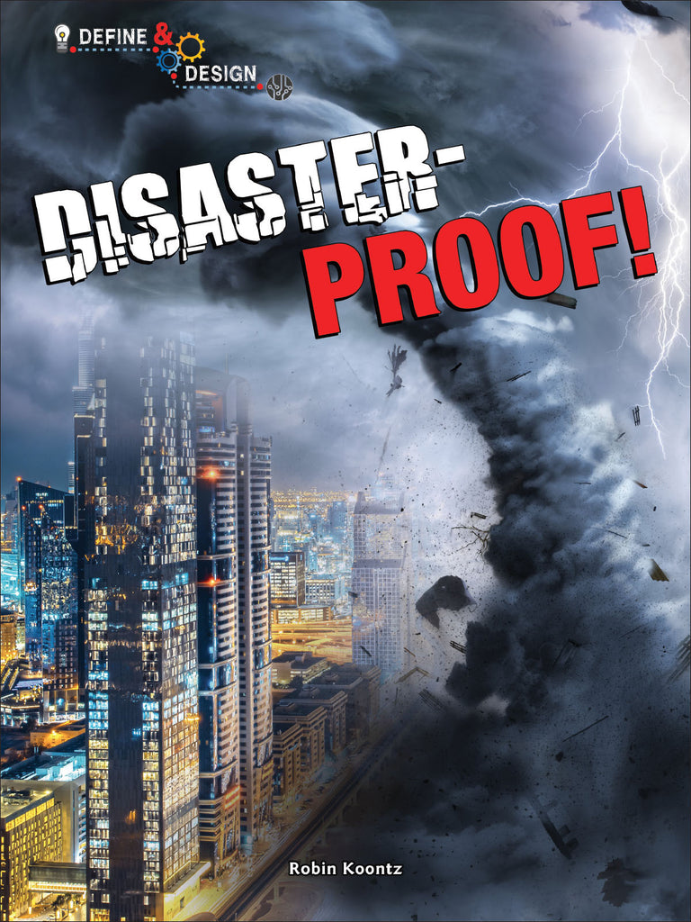 2018 - Disaster-proof! (Hardback)