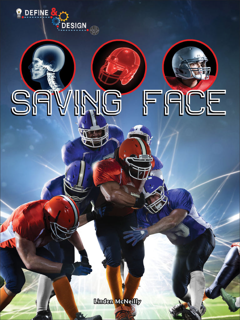 2018 - Saving Face (Hardback)