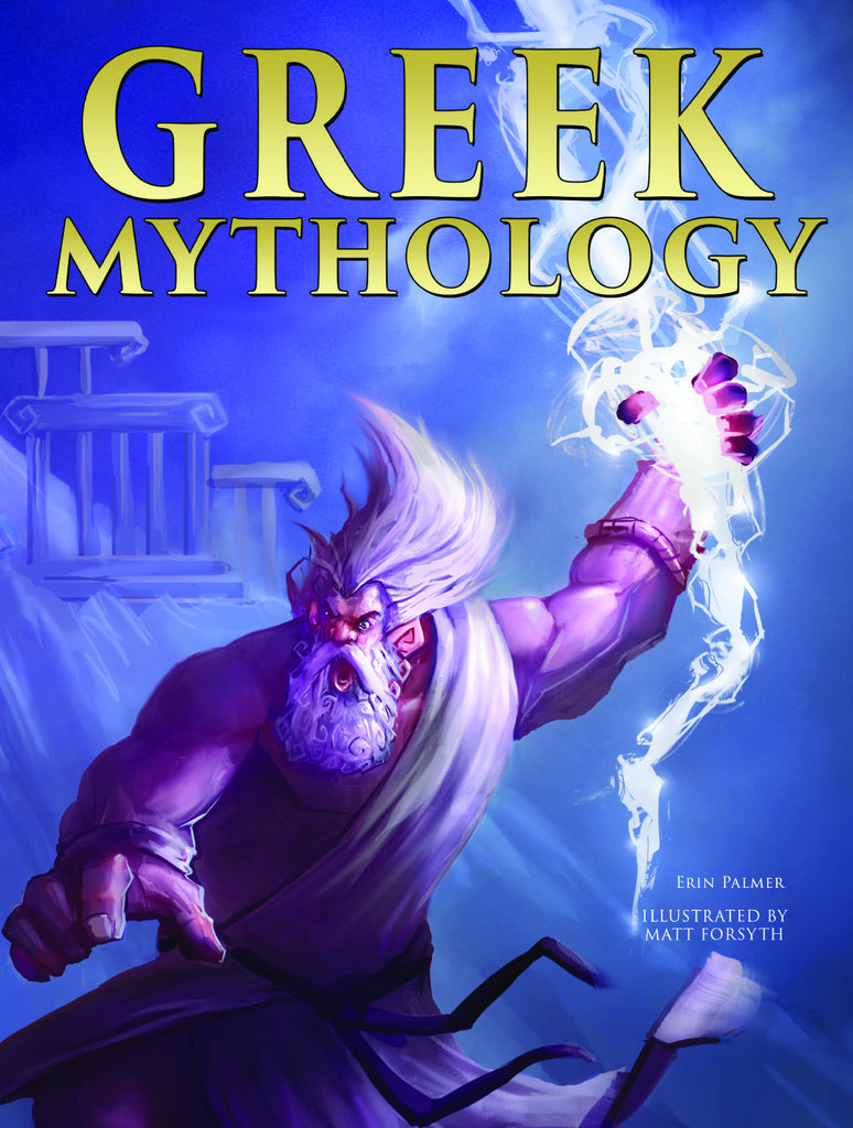 2018 - Greek Mythology (Paperback)