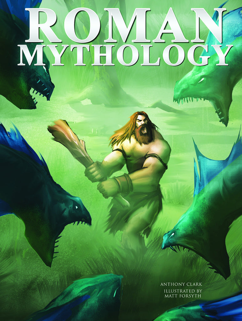 2018 - Roman Mythology (Paperback)