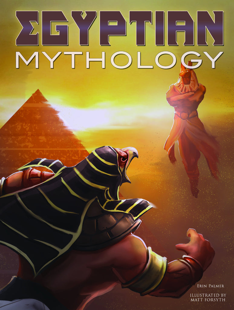 2018 - Egyptian Mythology (Paperback)