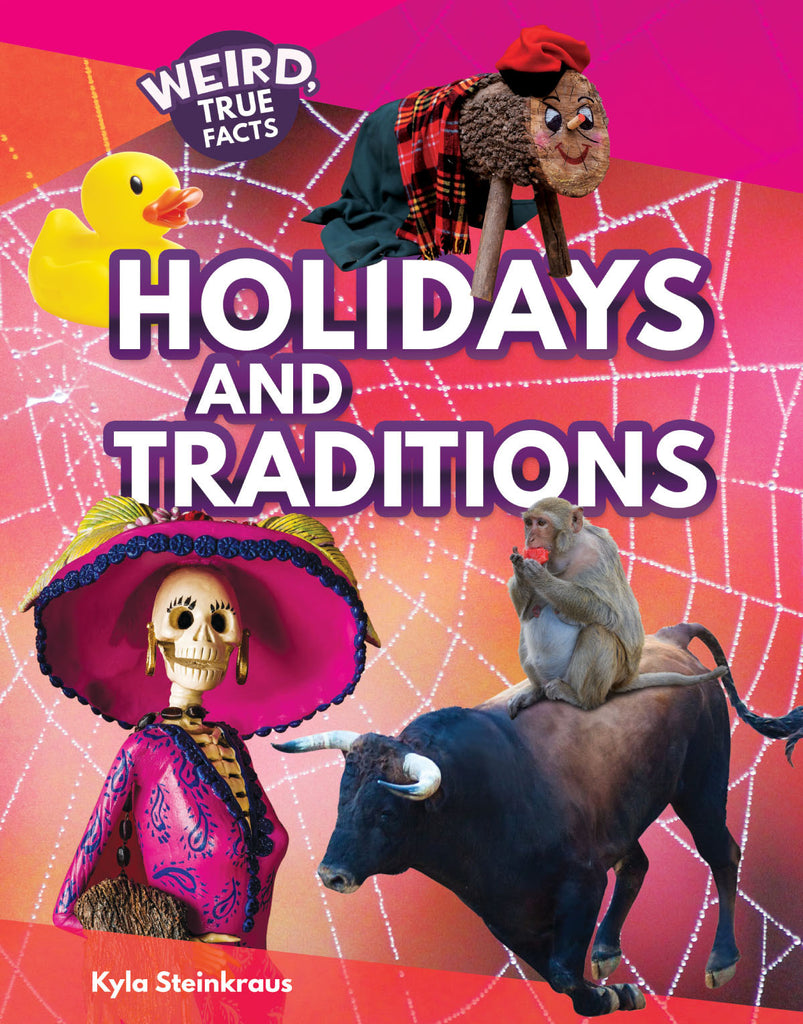2018 - Holidays and Traditions (Hardback)