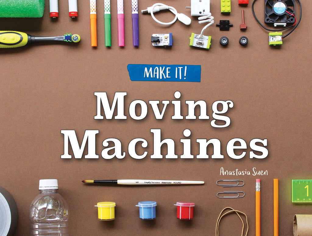 2018 - Moving Machines (Paperback)