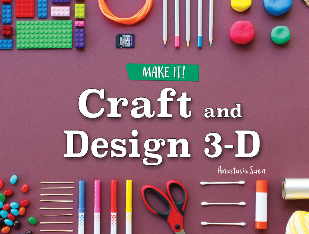 2018 - Craft and Design 3-D (Paperback)