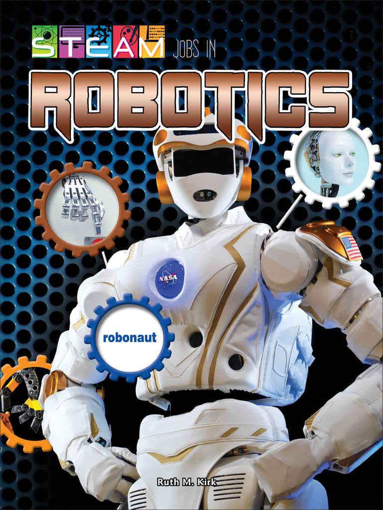 2018 - STEAM Jobs in Robotics (Hardback)