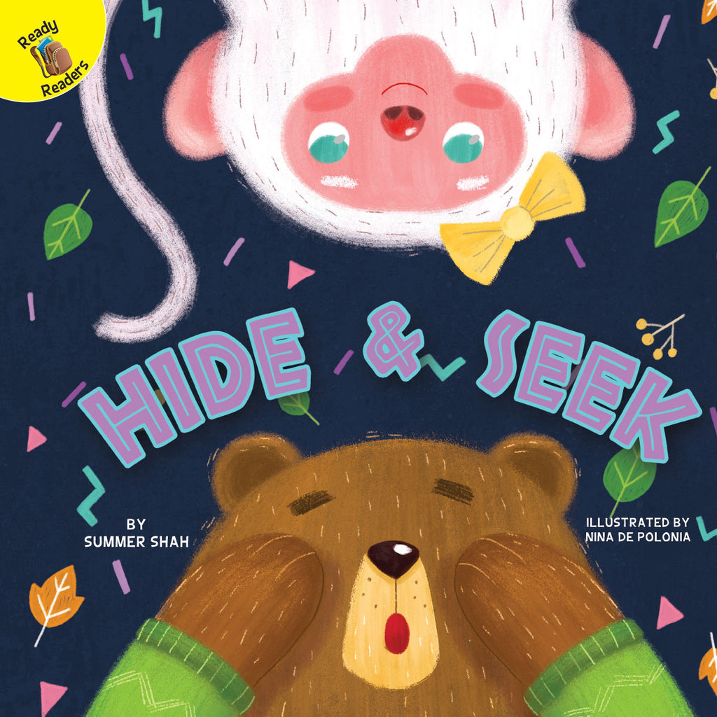 2018 - Hide and Seek (eBook)