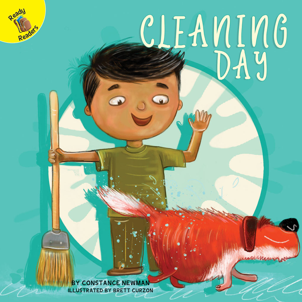 2018 - Cleaning Day (Hardback)