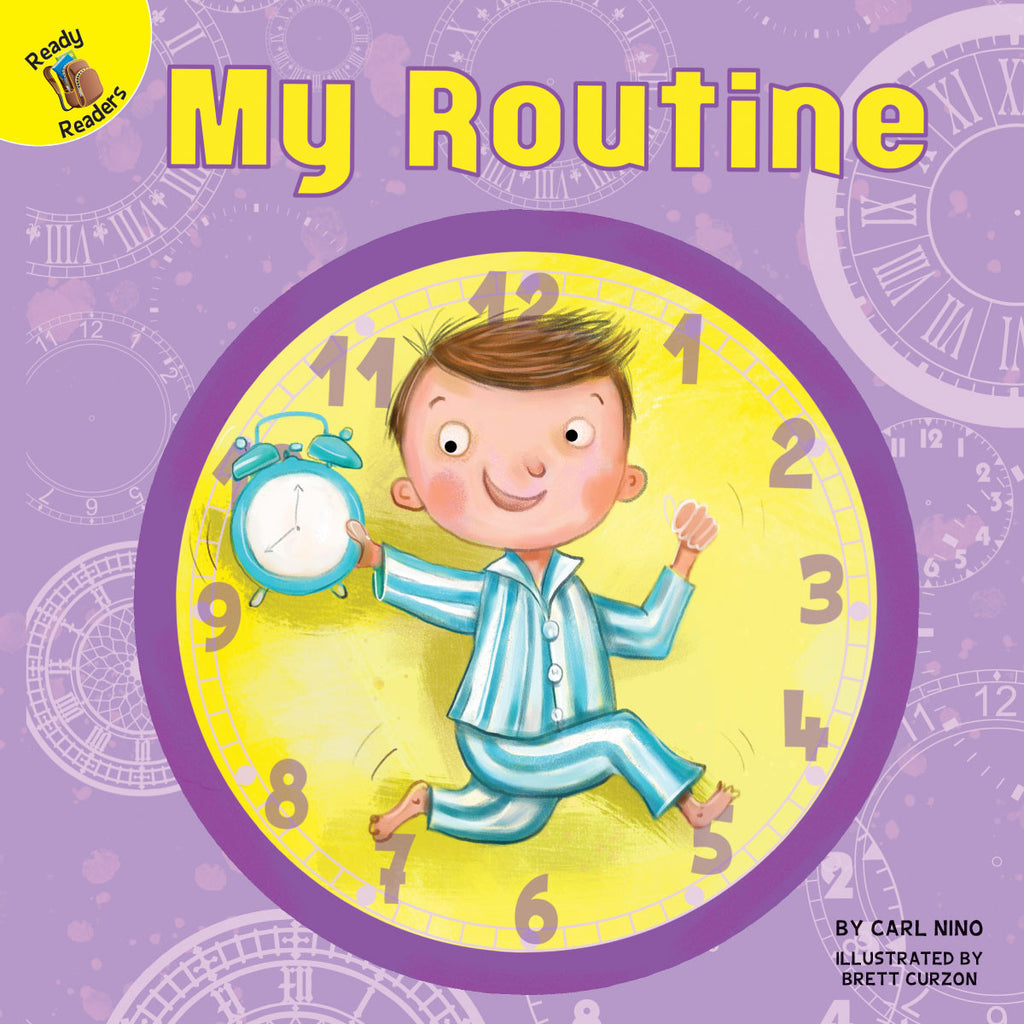 2018 - My Routine (Paperback)