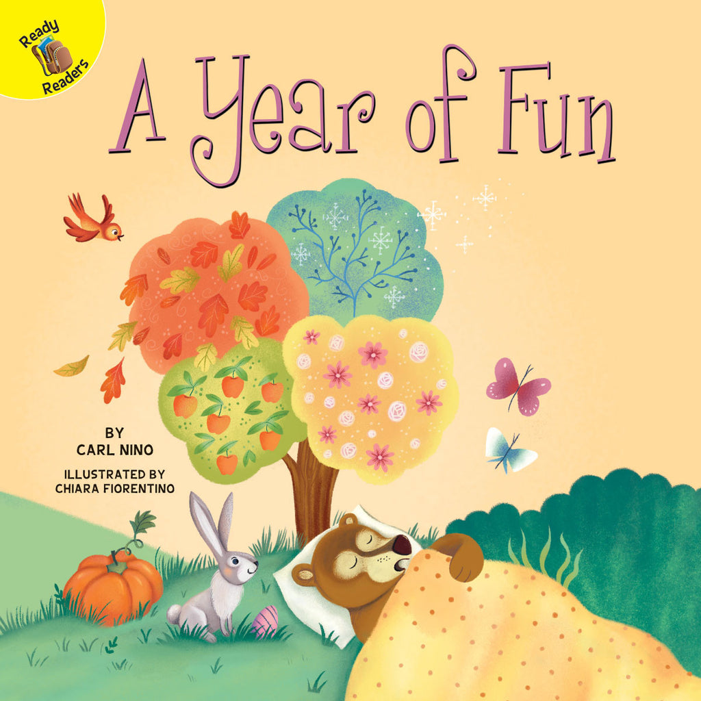 2018 - A Year of Fun (Hardback)