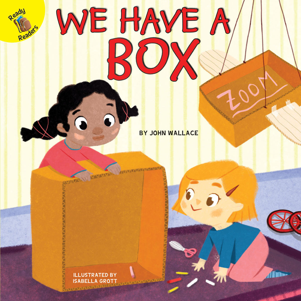 2018 - We Have a Box (Paperback)