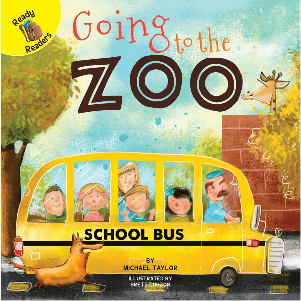 2018 - Going to the Zoo (eBook)