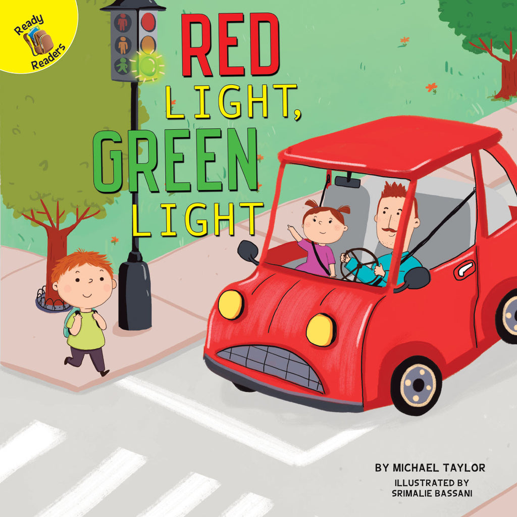 2018 - Red Light, Green Light (Paperback)