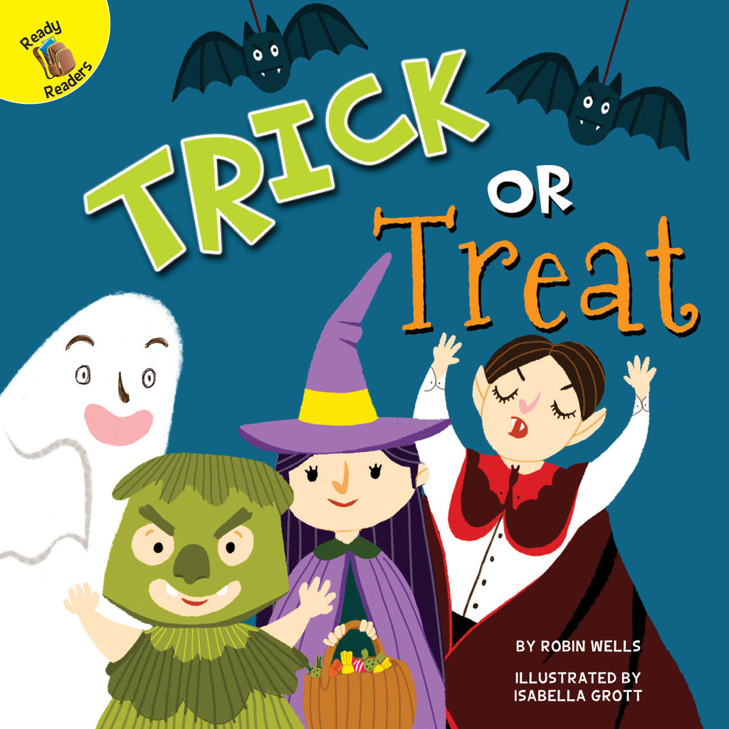 2018 - Trick or Treat (Paperback)