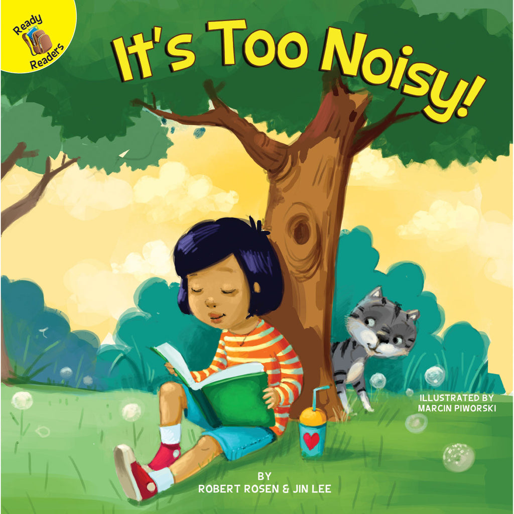 2018 - It's Too Noisy! (Hardback)