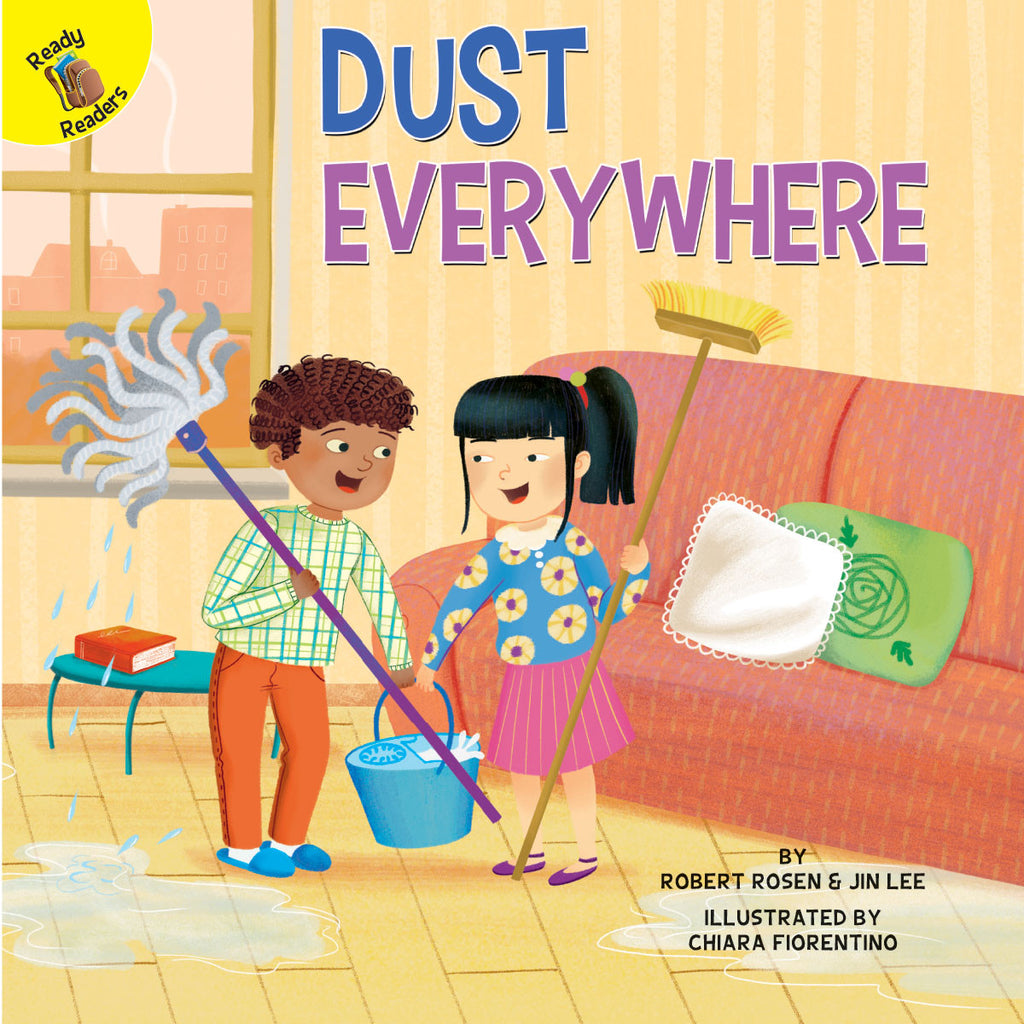 2018 - Dust Everywhere (eBook)