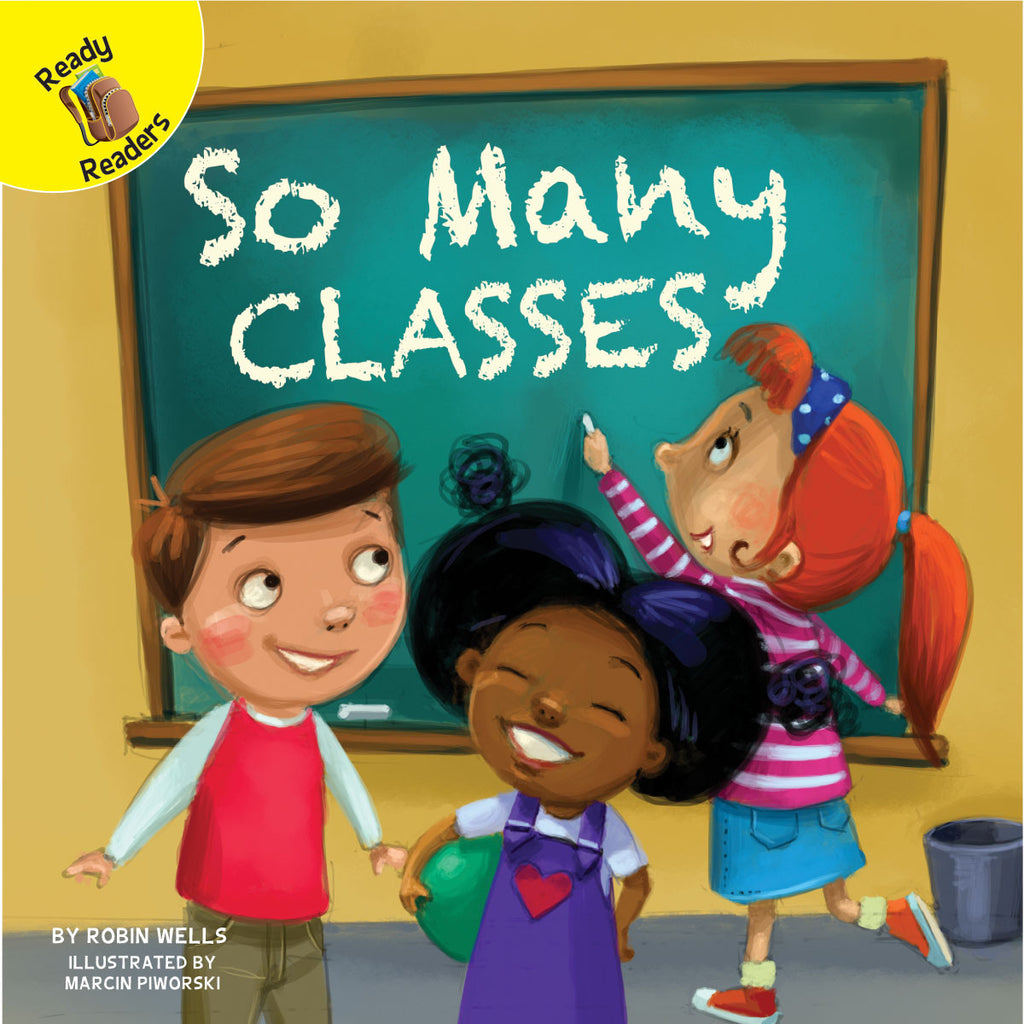 2018 - So Many Classes (Hardback)
