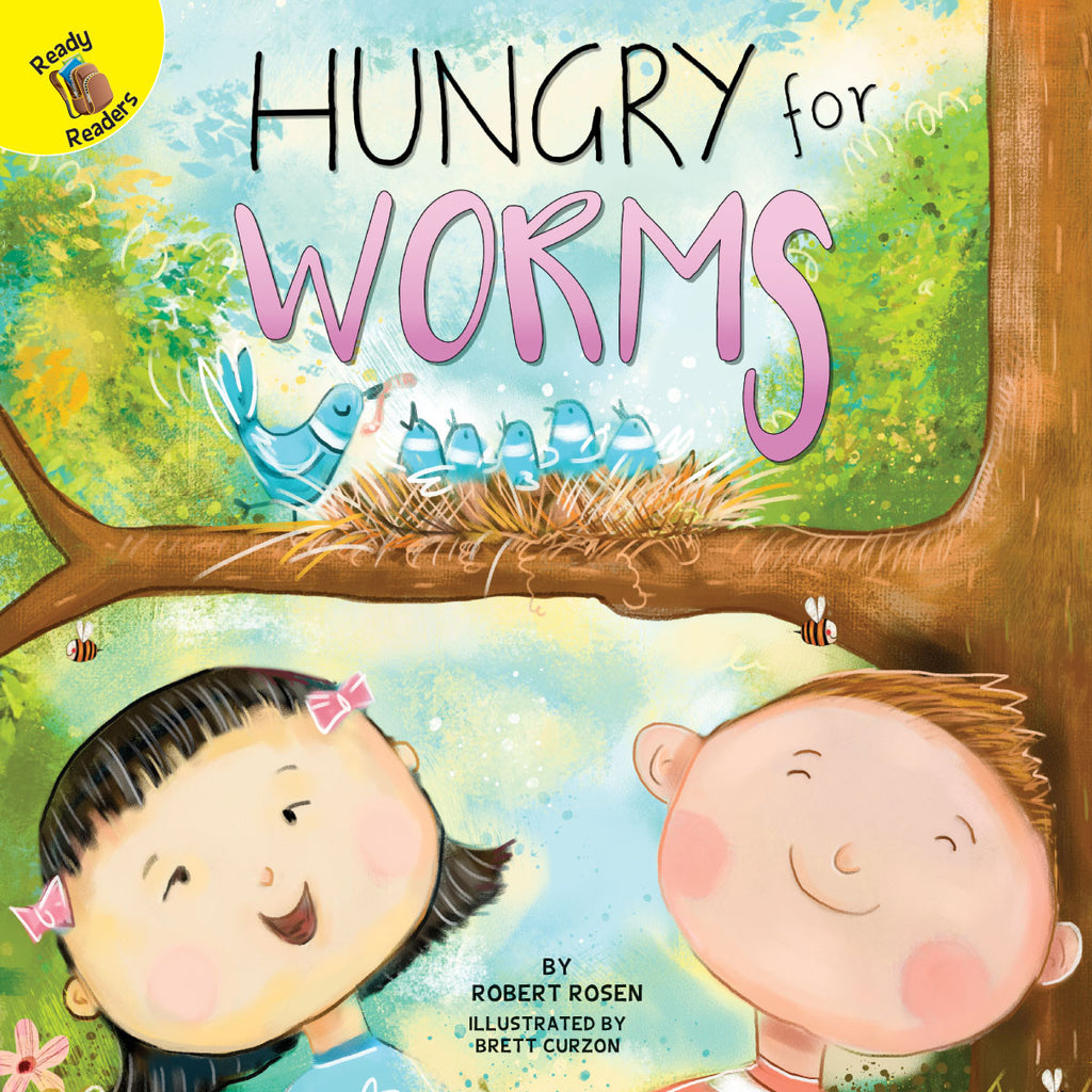 2018 - Hungry For Worms  (Hardback)