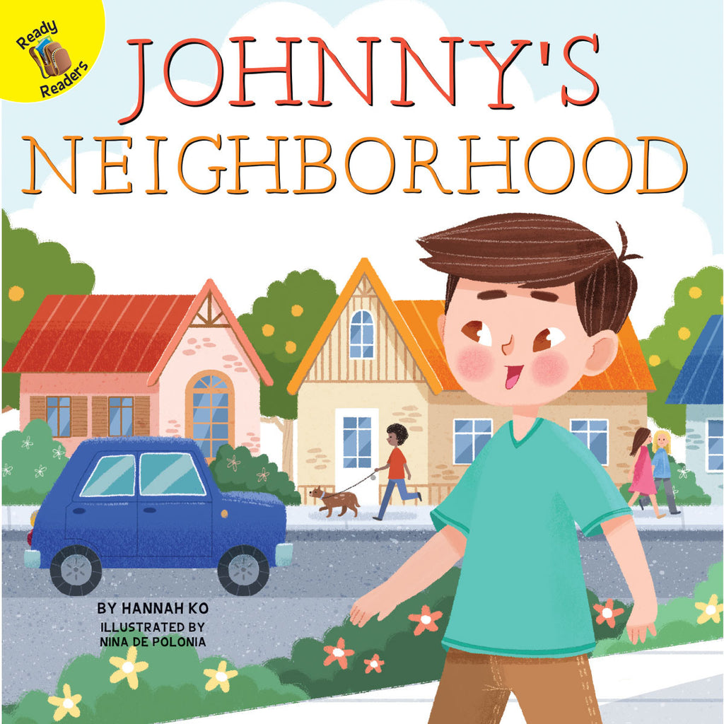 2018 - Johnny's Neighborhood (Hardback)