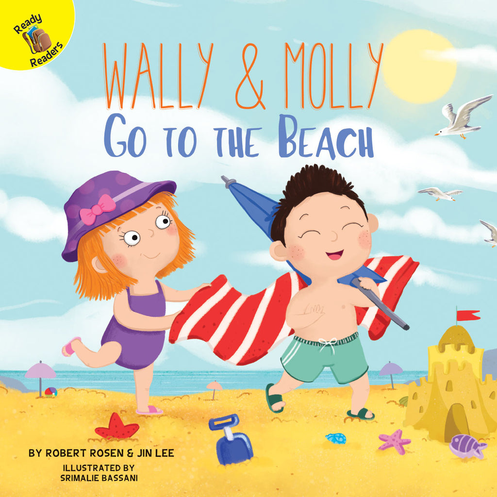 2018 - Wally and Molly Go to the Beach (eBook)