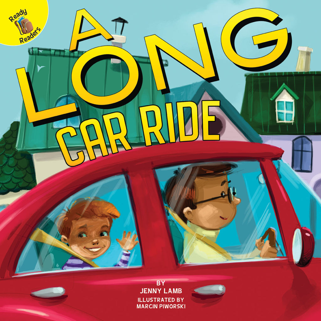 2018 - A Long Car Ride (Paperback)