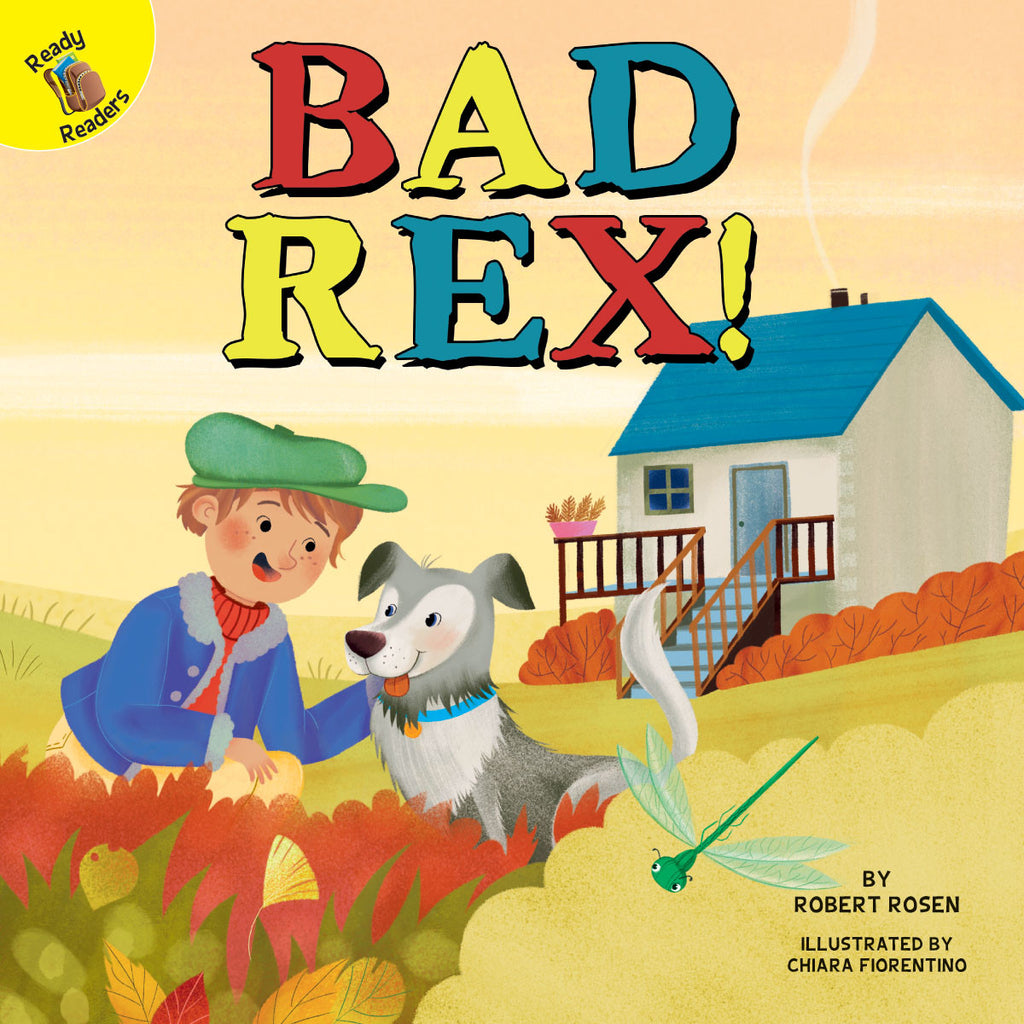 2018 - Bad Rex! (eBook)