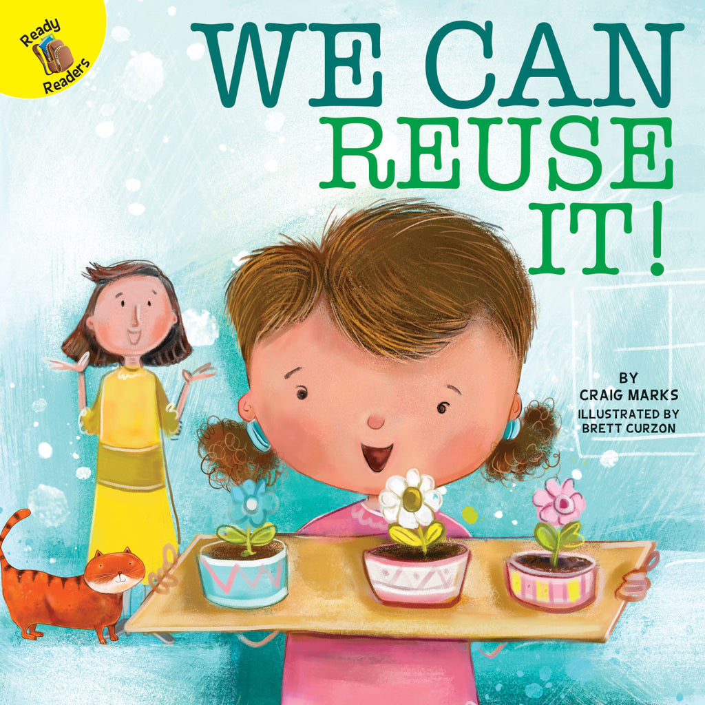 2018 - We Can Reuse It! (Paperback)