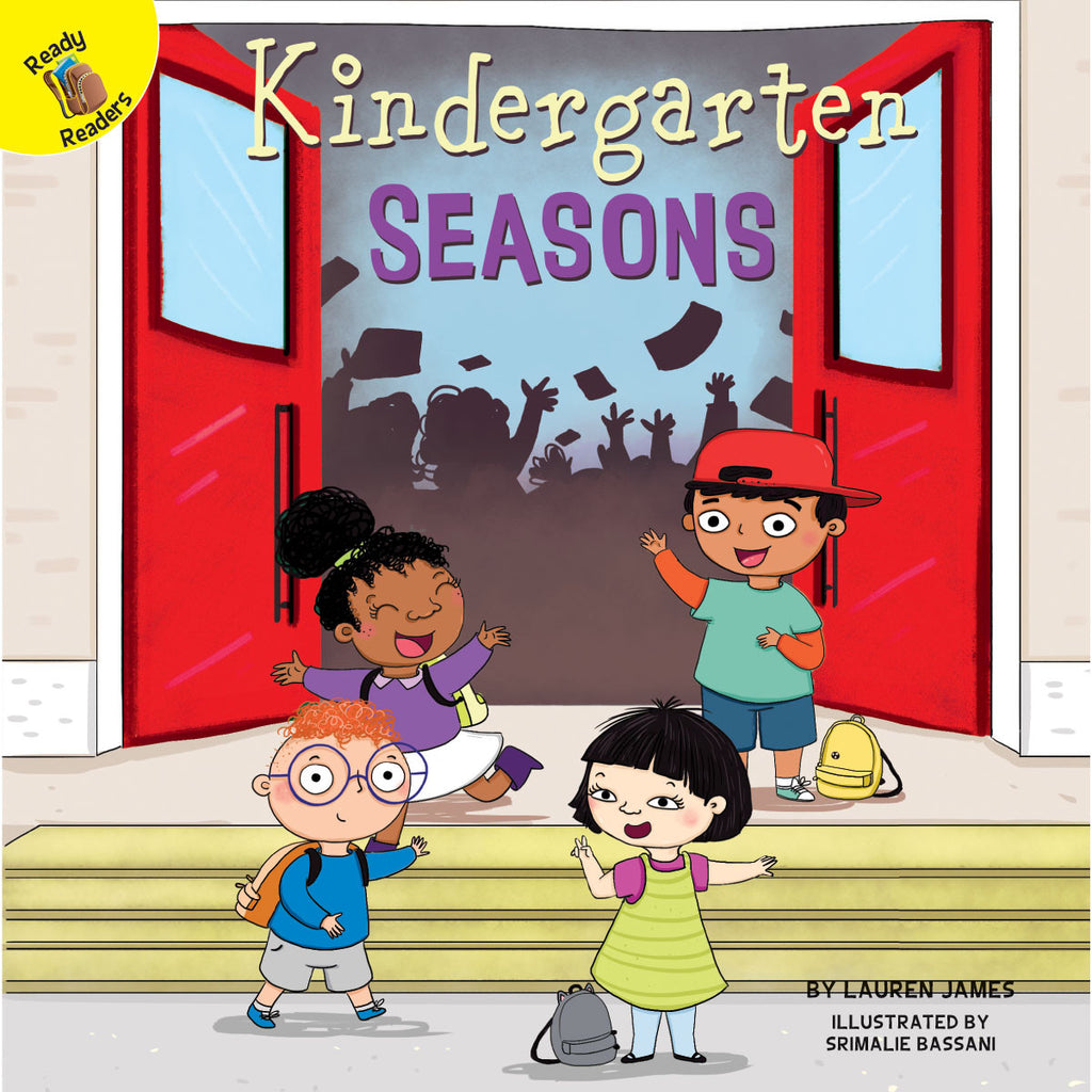 2018 - Kindergarten Seasons (eBook)