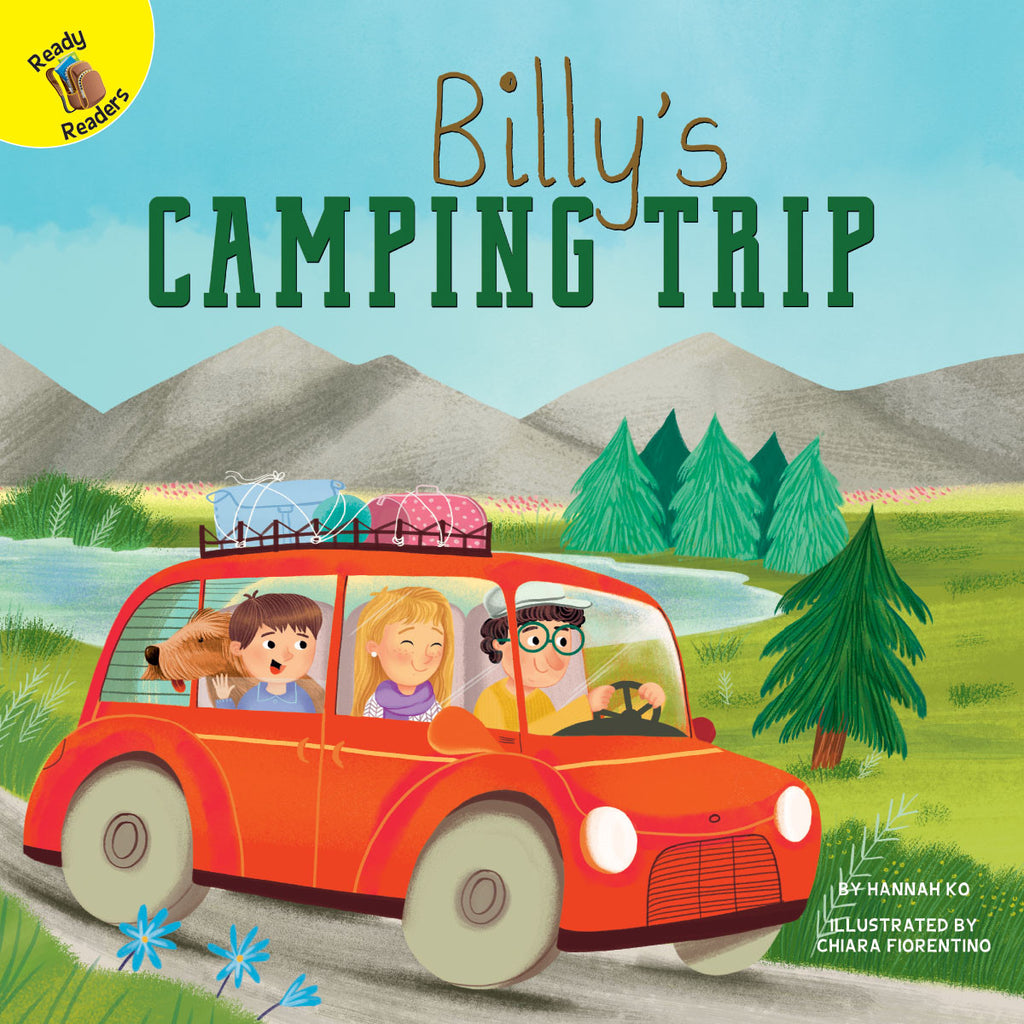 2018 - Billy's Camping Trip (Paperback)