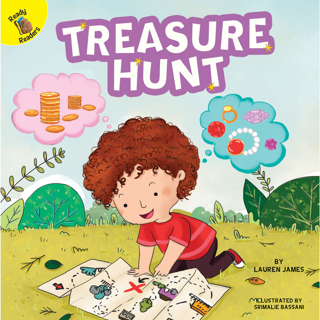 2018 - Treasure Hunt (Paperback)