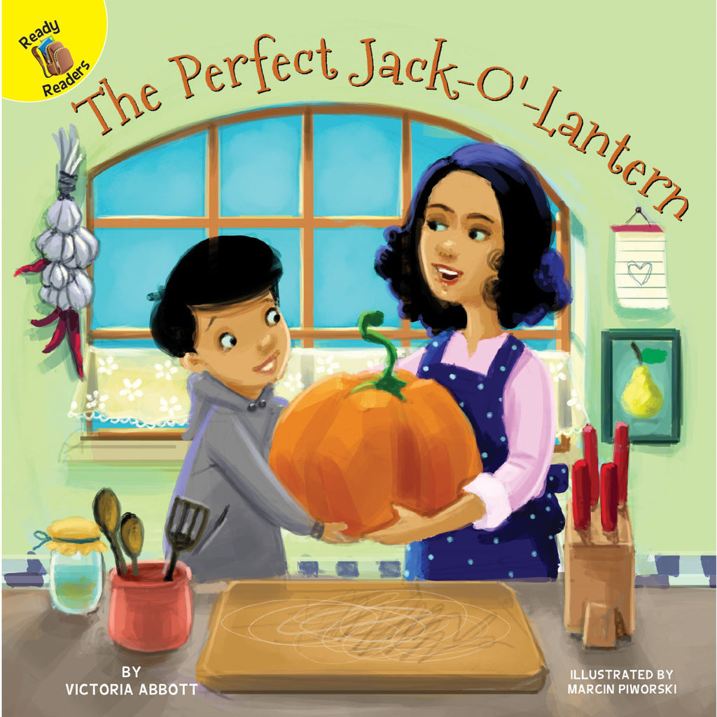 2018 - The Perfect Jack-O'-Lantern (Paperback)