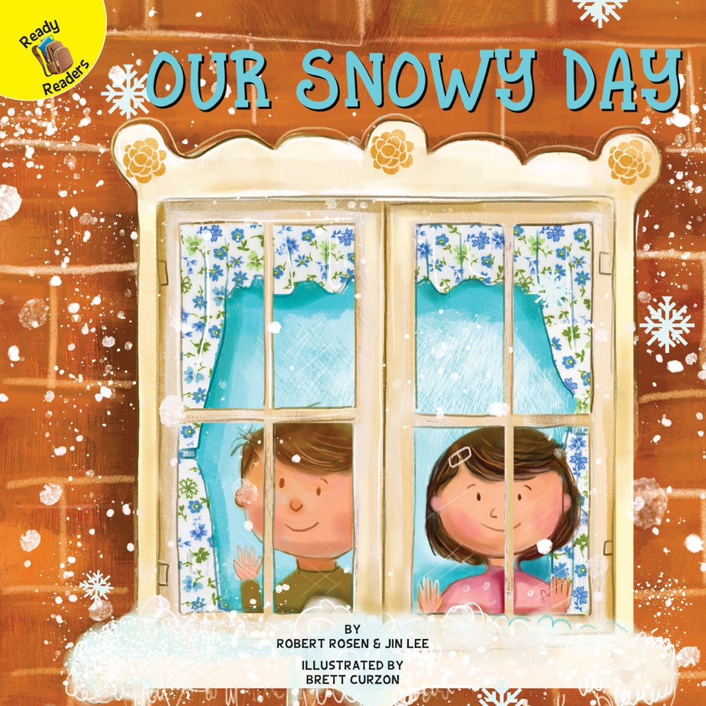 2018 - Our Snowy Day (Paperback)