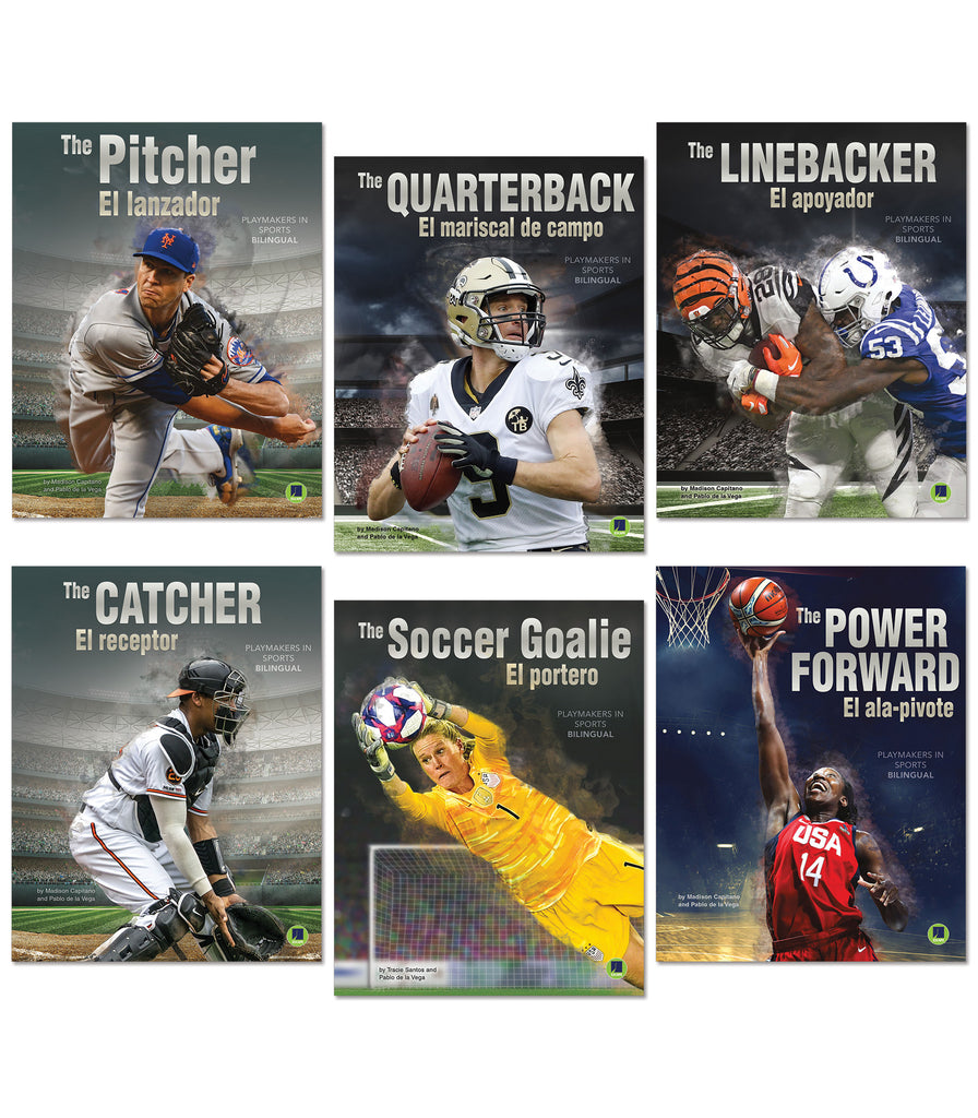 2020 - Playmakers in Sports (Series)
