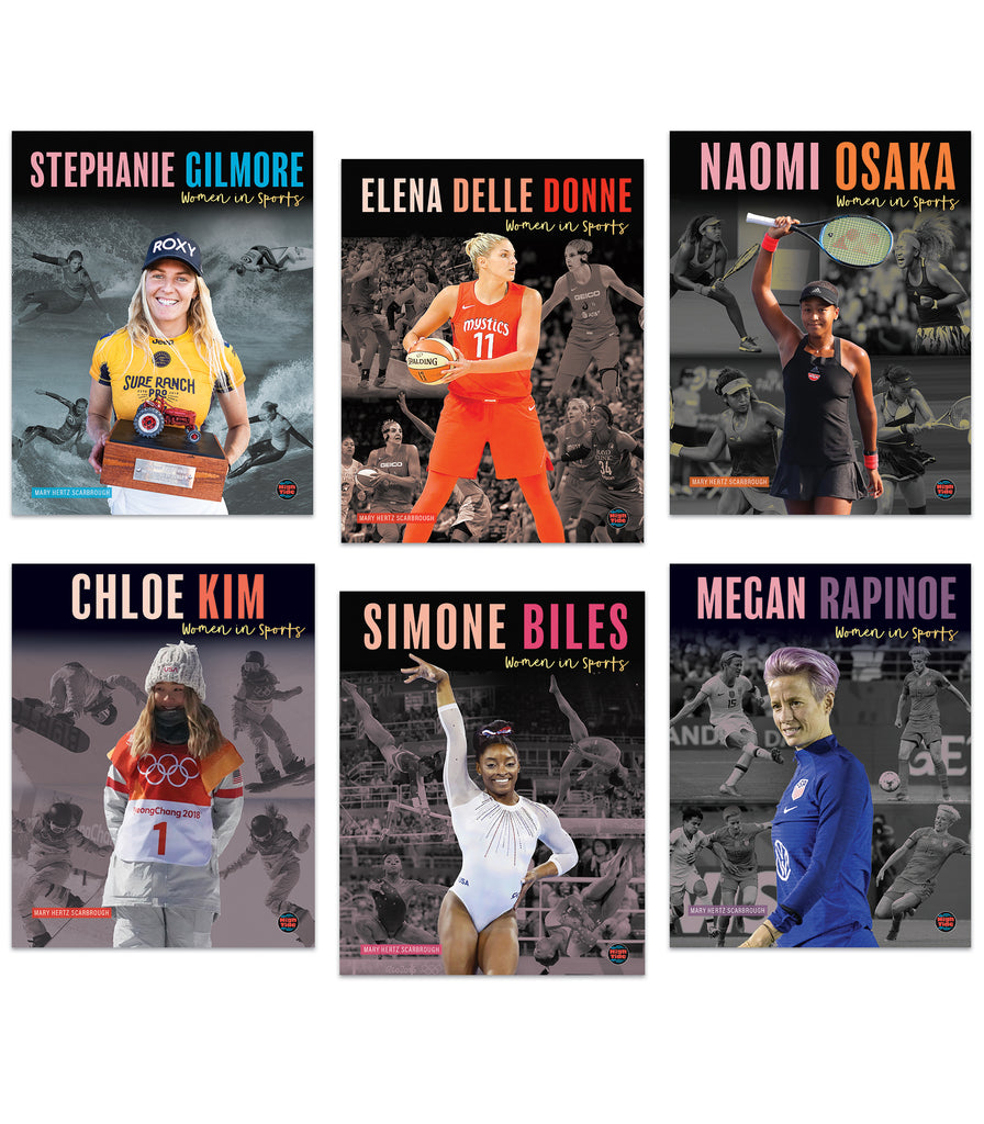 2021 - Women in Sports (Series)