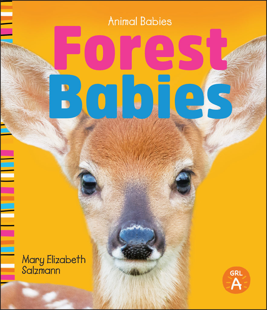 2021 - Forest Babies (Paperback)