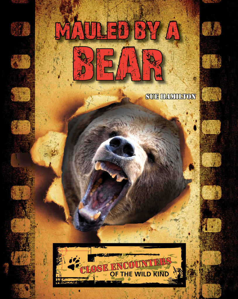 2021 - Mauled by a Bear (Paperback)