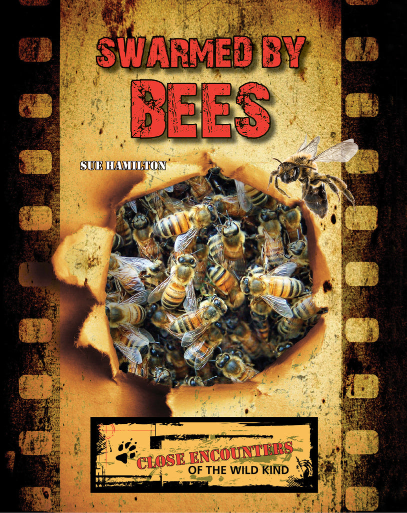 2021 - Swarmed by Bees (Paperback)