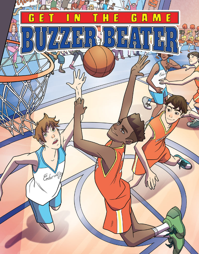 2021 - Buzzer Beater (Paperback)