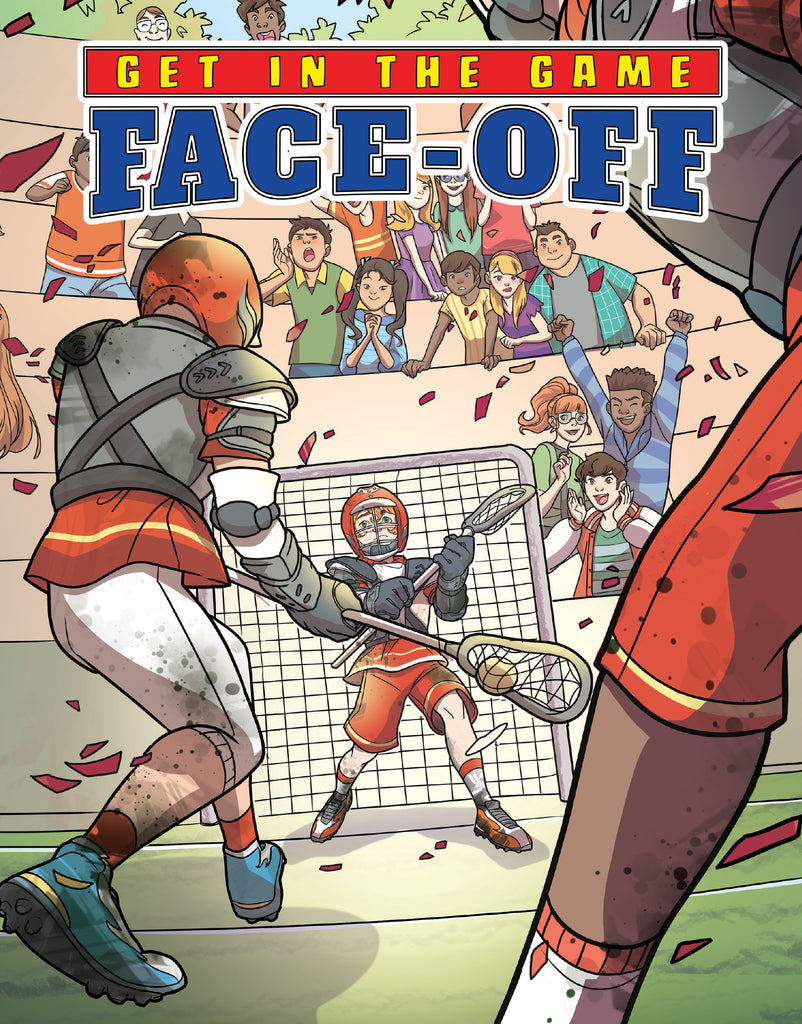 2021 - Face-Off (Paperback)