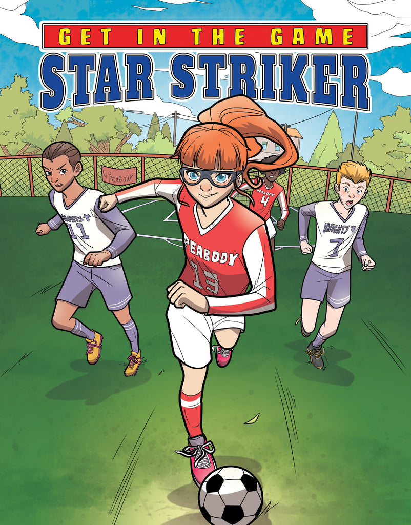 2021 - Star Striker (Paperback)