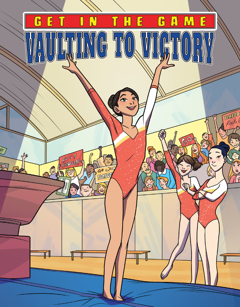 2021 - Vaulting to Victory (Paperback)