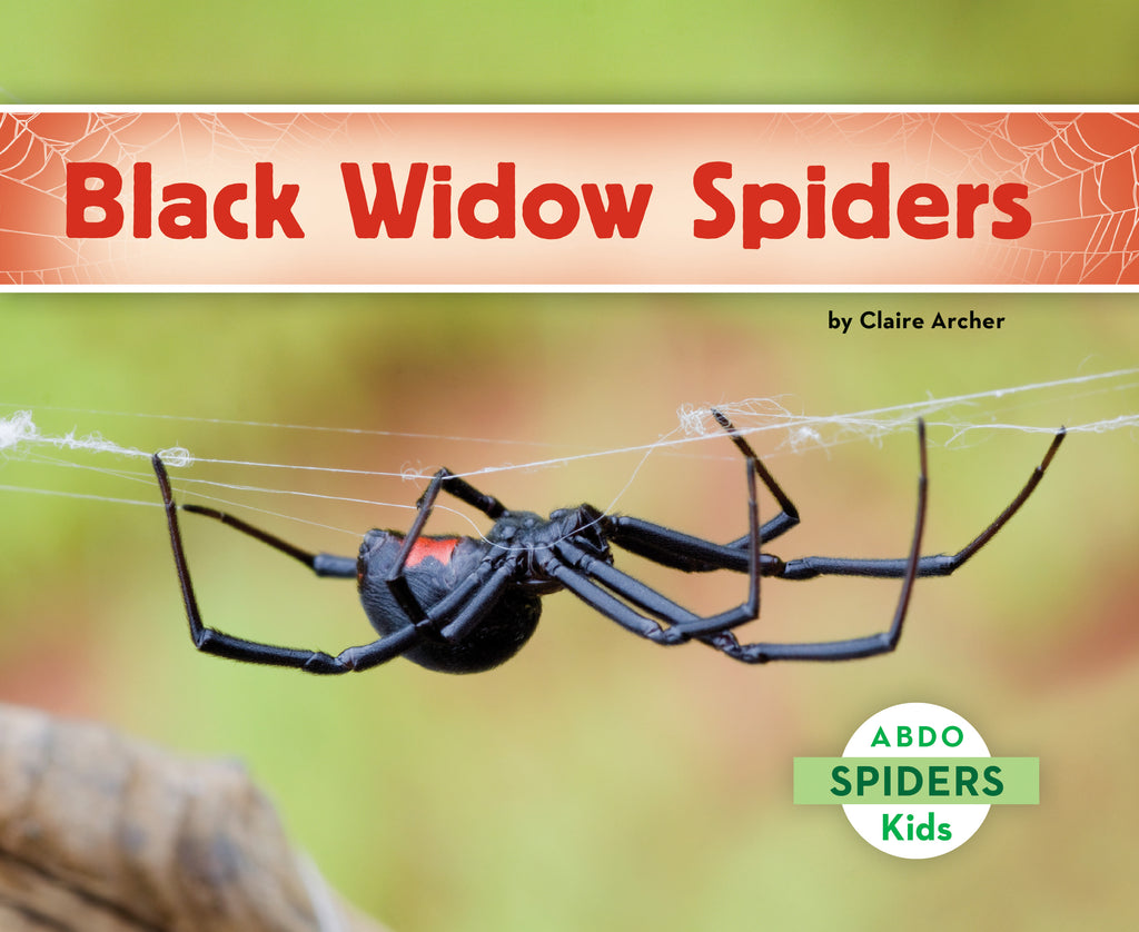 2021 - Black Widow Spiders (Paperback)